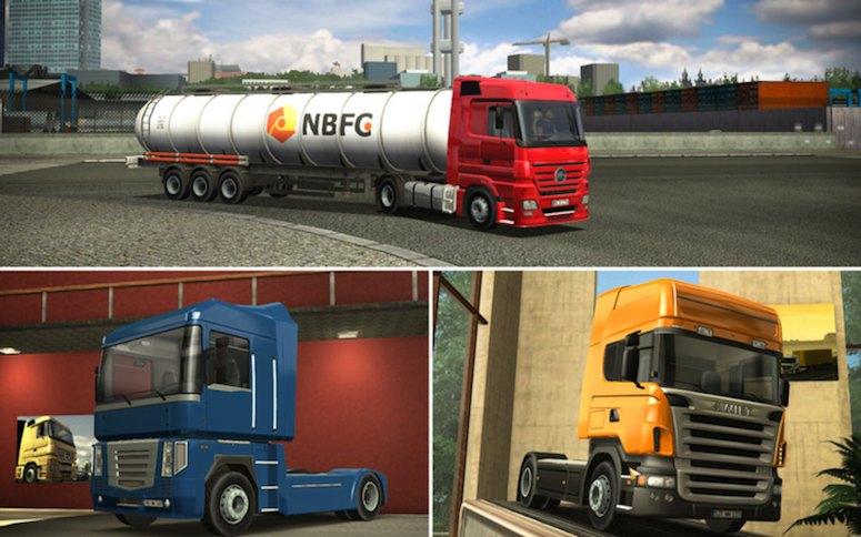 Euro Truck Simulator für Mac