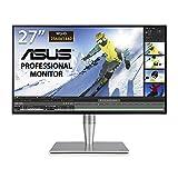 Asus ProArt PA27AC 68,6 cm (27 Zoll) Monitor (WQHD, Thunderbolt 3, HDMI, DisplayPort) grau