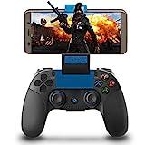 Controller für Android Wireless, Maegoo Bluetooth Kabellos Mobile Game Controller Gamepad Joystick mit Einziehbarer Halterung für Android Handy Phone Tablet