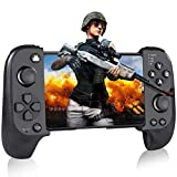 Android Controller, BEBONCOOL Mobile Controller für iPhone/iPad, Wireless Gamepad Handy Controller für Android/IOS, Wireless Controller Entwurf für PUBG Mobile