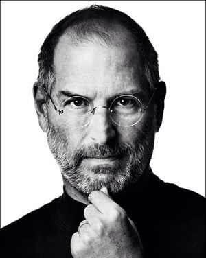 Ashton Kutcher spielt Steve Jobs