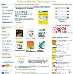 Amazon Download Shop