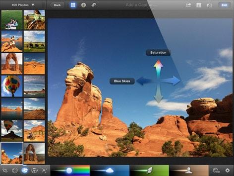 Mac App iPhoto