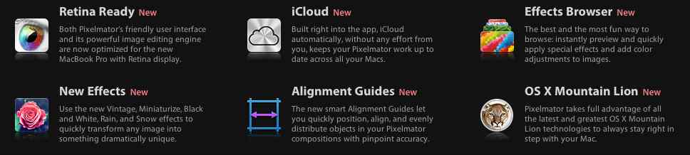 großes Pixelmator Update 2.1