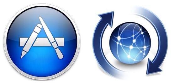 update mac app store