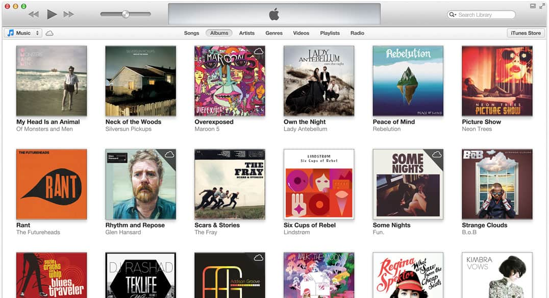 iTunes 11, endlich da