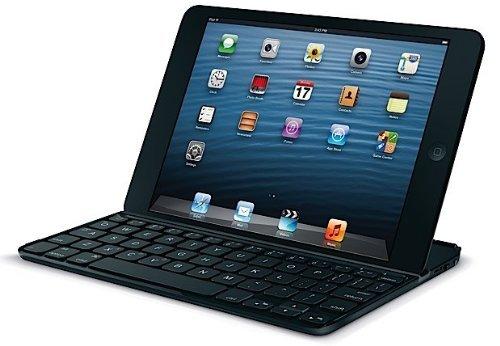 Logitech Ultrathin Keyboard Cover für iPad mini ab sofort verfügbar