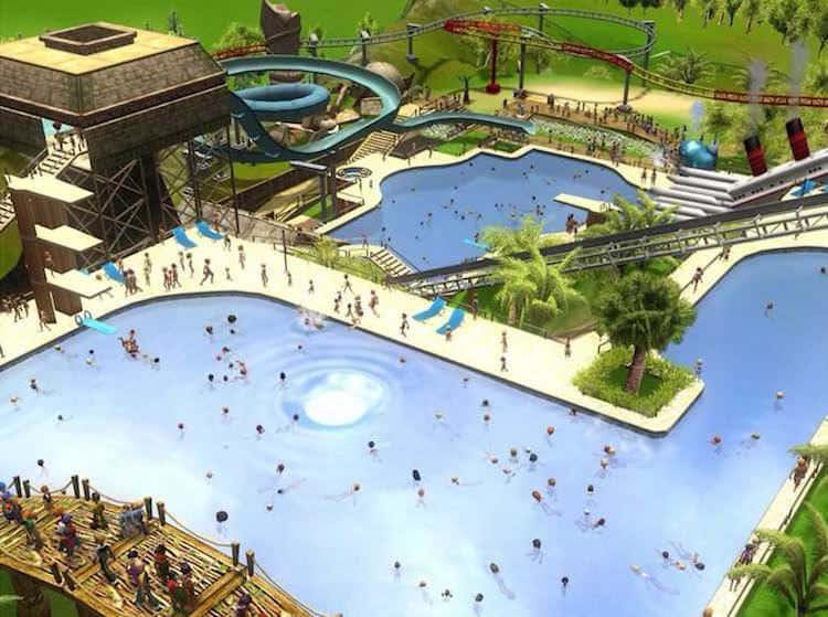 Roller Coaster Tycoon 3 Mac