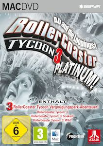 RollerCoaster Tycoon 3 Mac