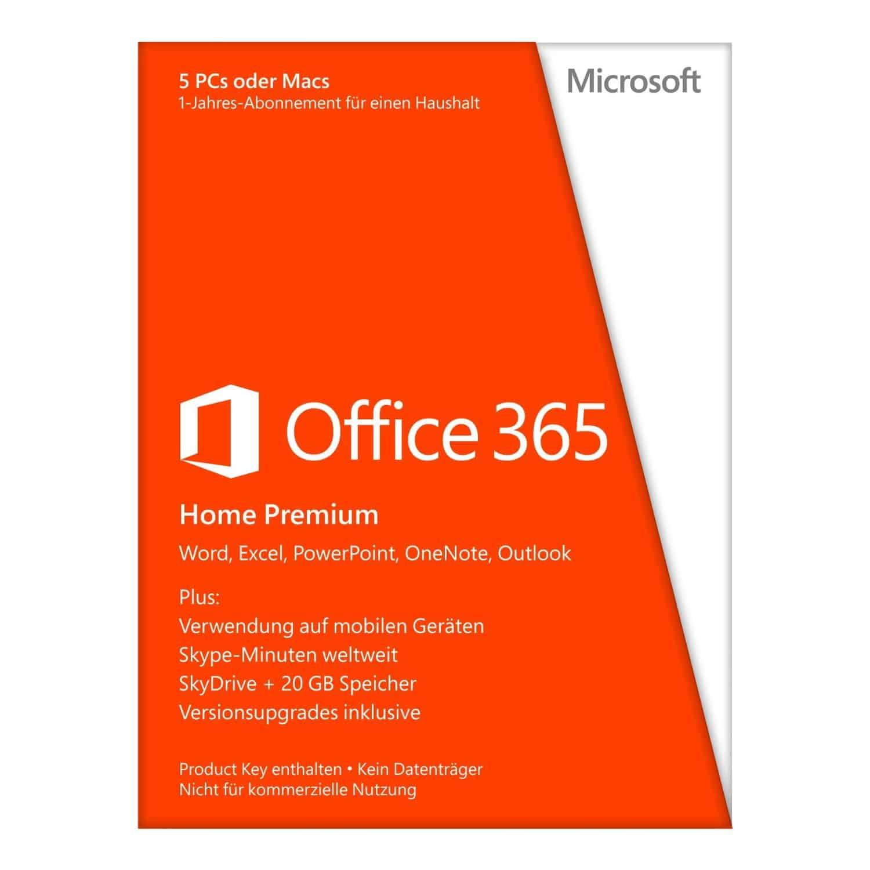 Microsoft Office 365 für Mac zum Download