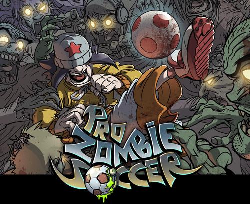 Pro Zombie Soccer AE – Das etwas andere Fußballspiel auf dem Mac