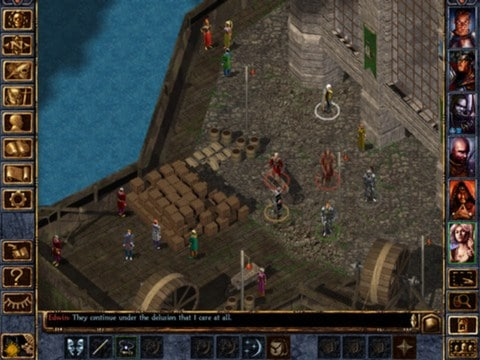 Baldurs Gate- Enhanced Edition Mac