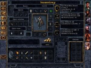 Baldurs Gate- Enhanced Edition Mac