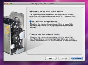 Big Mean Folder Machine 2