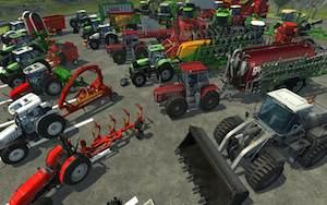 Landwirtschafts Simulator 2013 Mac