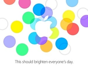 Apple Event September 2013