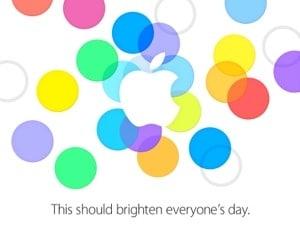 Apple Event September 2013