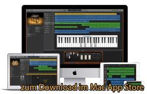 Garage Band Mac 2013