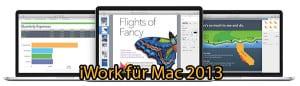 iWork für Mac 2013