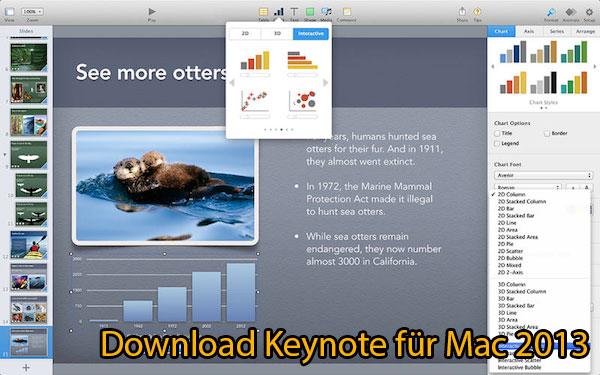 Keynote 2013 mac