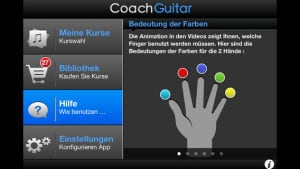 Coach Guitar ios