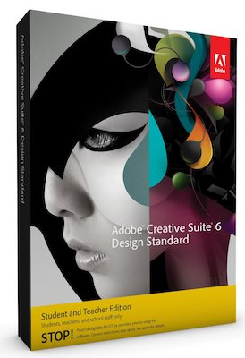 Adobe Creative Suite 6 Design Standard Mac pic