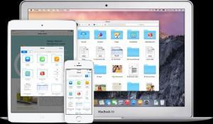iCloud Drive iOS
