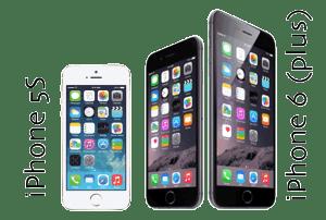 iPhone 5S oder Wechsel auf iPhone 6