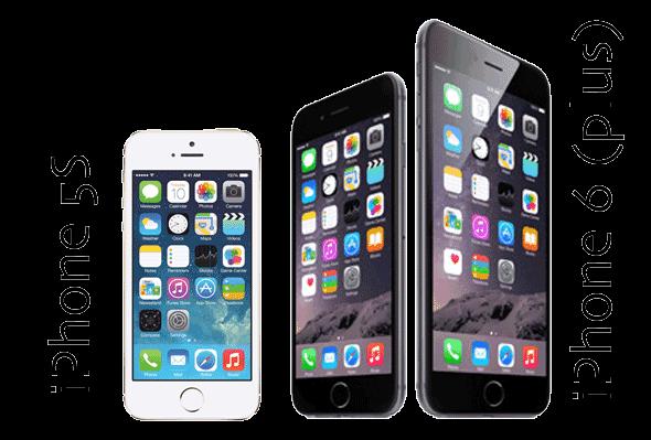 iPhone 6 oder beim iPhone 5S bleiben?
