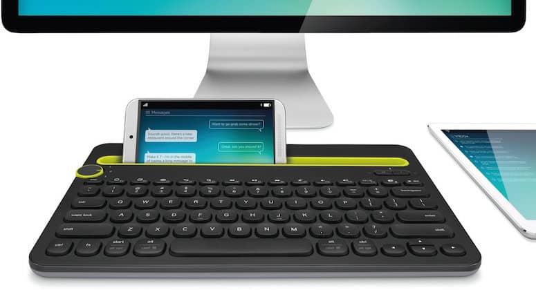 K480 Bluetooth Tastatur für mehrere Geräte