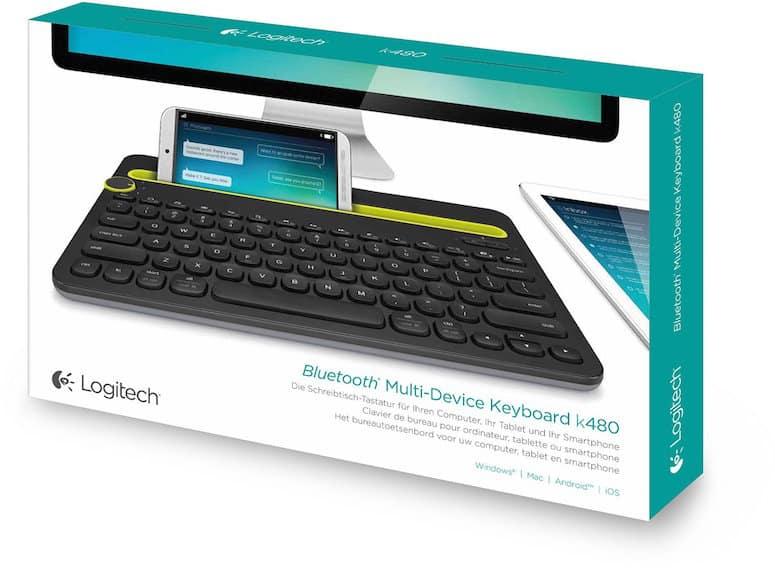 K480 Verpackung Tastatur