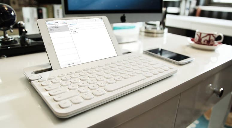 Logitech K480 iPad Tastatur
