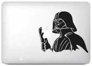 Macbook Sticker Star Wars