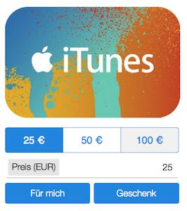 Mac App Store ohne Kreditkarte