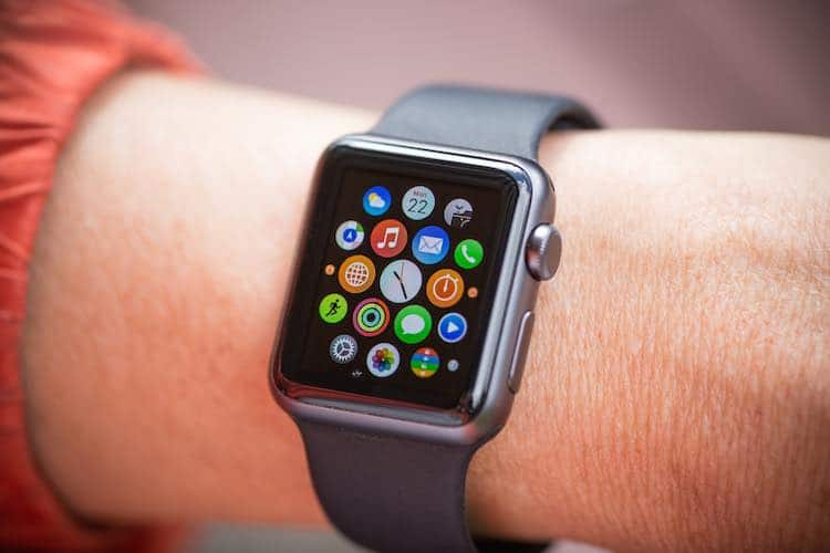 Apple Watch natura