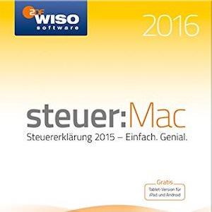 WISO Steuer:Mac 2016 – Steuererklärung auf dem Mac