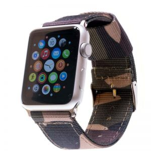 Apple Watch Camouflage Band