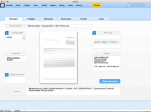 Azure Office Rechnung