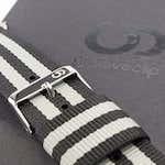Nato Strap grau Apple Watch