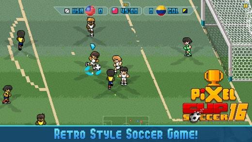 Pixel Cup Soccer Fifa