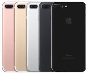 Farben iPhone 7