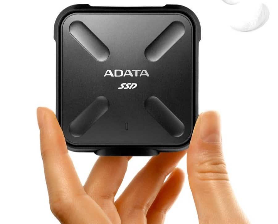 ADATA ASD700 USB-C SSD