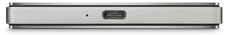 USB-C Festplatte Porsche Design