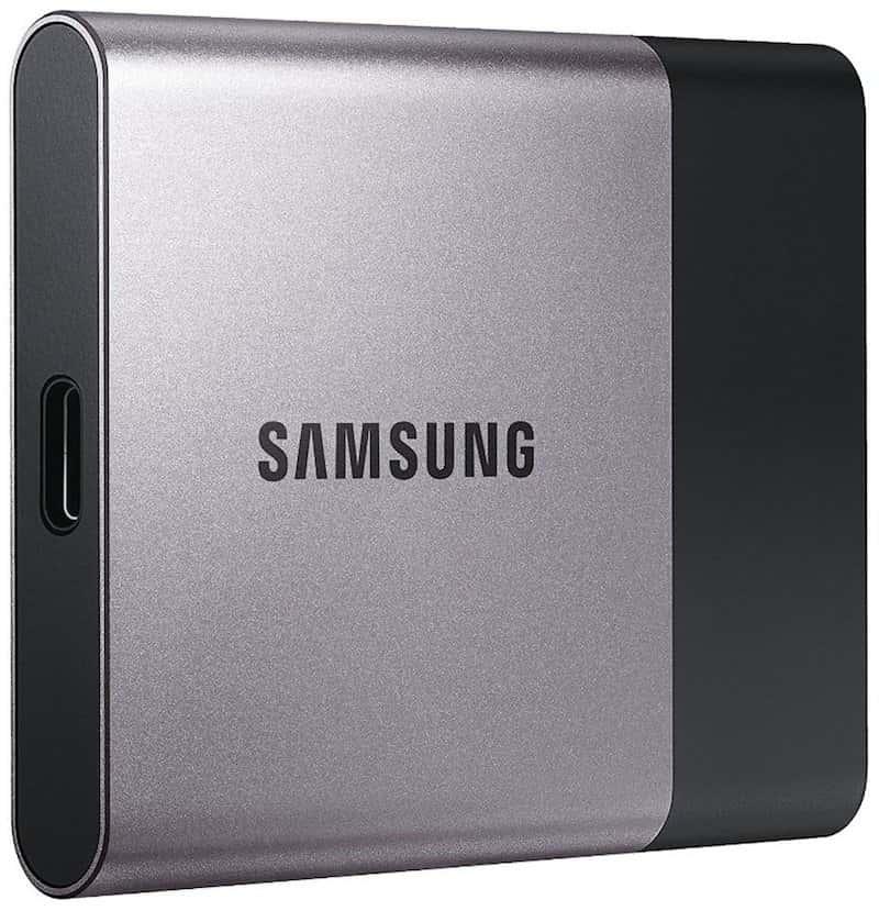USB-C Festplatte Samsung T3