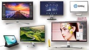 USB-C Monitore Übersicht