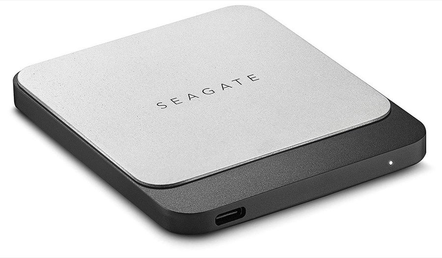 externe USB-C SSD Seagate