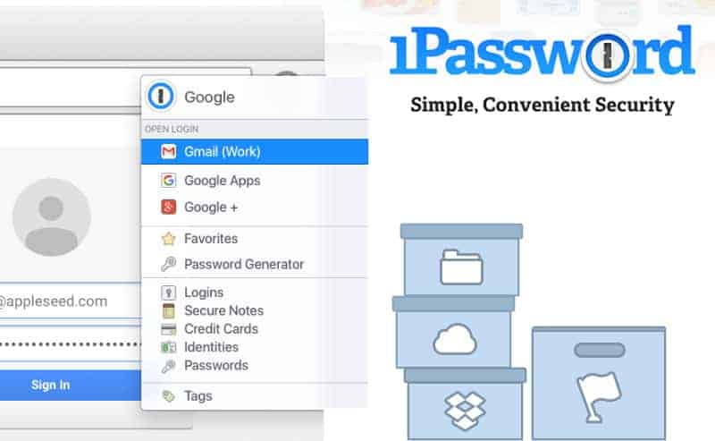 Mac 1Password