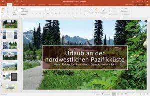 PowerPoint Mac 2016