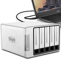 TerraMaster USB-C Raid für die neuen MacBook Pro