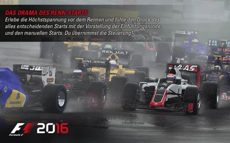 F1 2016 Mac App Store